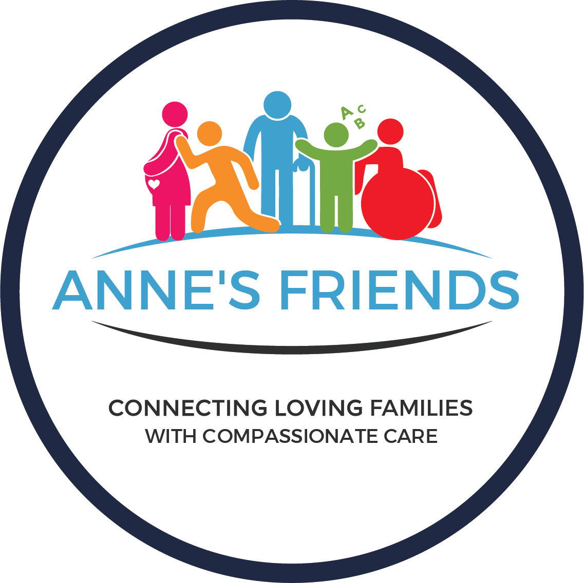 Anne's Friends Logo